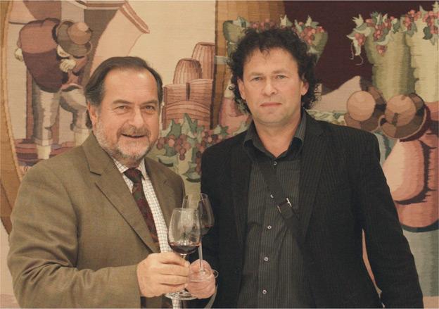 Michel Rolland. Клуб код де вино