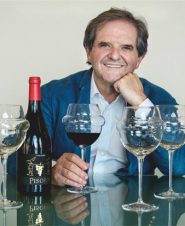 Донато Ланати, энолог