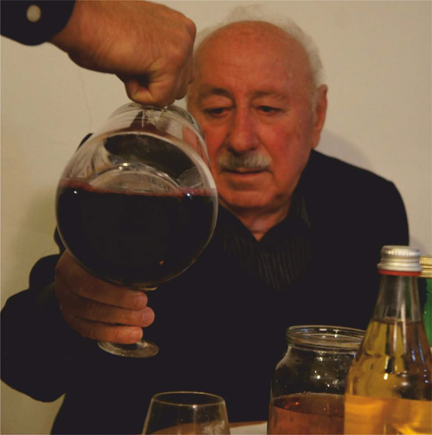 Гиви Чагелишвили. Винодел Сталина.