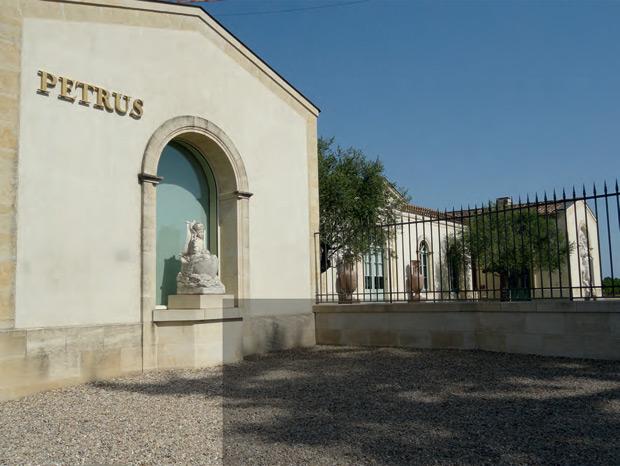 Кристиан Муэкс, Chateau Petrus