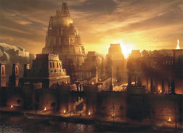 На заре цивилизации: винная культура Месопотамии