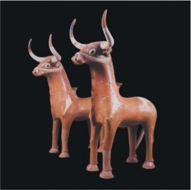Hittites. Statuettes