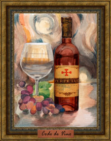 Perpetuo Saperavi вино