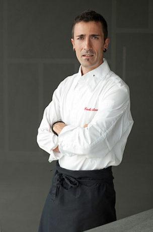 Eneko Atxa chef portrait
