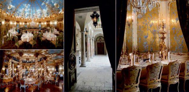Ресторан Турандот. Место: Россия, Москва