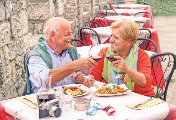 An Italian Romance: Wine and Pasta