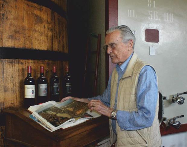 Maestro Franco Biondi Santi