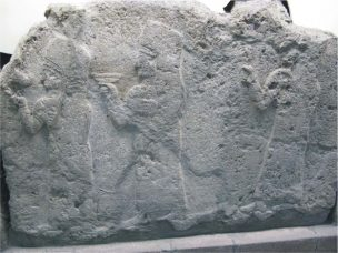 Hittite culture of wine
