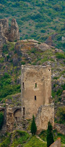 Castles Of The Languedoc