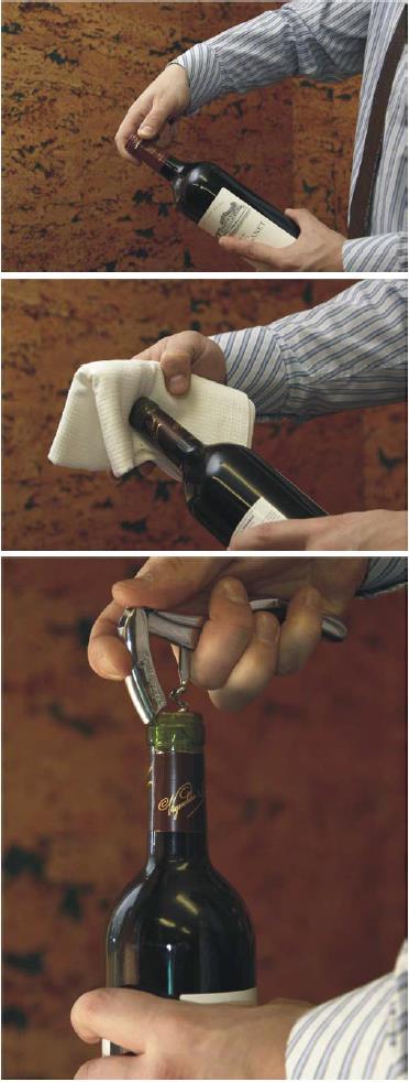 Chateau Pontet-Canet 2005. История одной бутылки. Как открывать бутылку