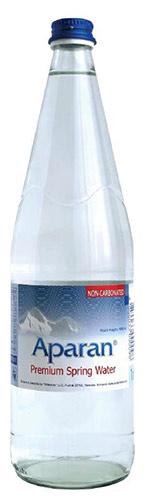 Апаран (Aparan) — родниковая вода из Армении
