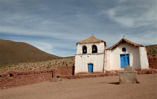 Церковная архитектура в Андах напоминает о временах первых виноделов Нового Света