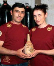 Винодел Нвер Казарян (Арени)