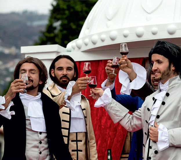 Спиртные напитки Португалии