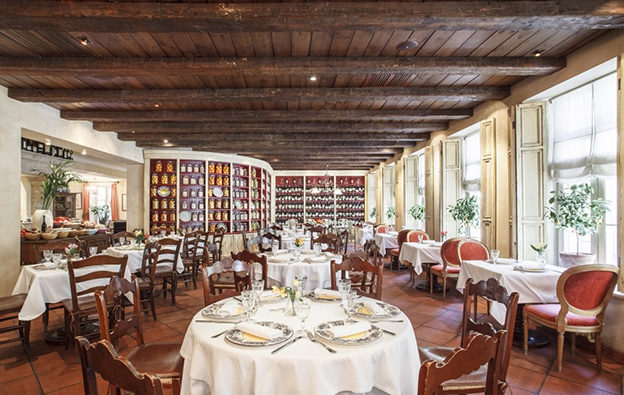 Ресторан Cаntinetta Antinori