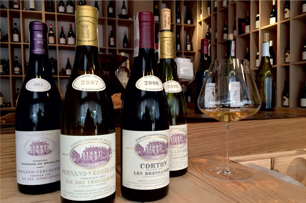 The wines of Ile de Vergelesses