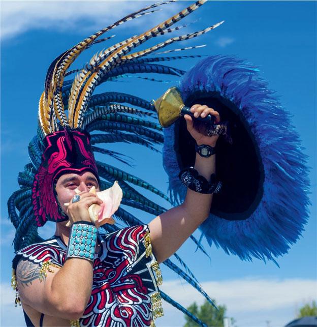 Алкогольные напитки хоть и стоит считать культурой, привнесенной индейцам их завоевателями, но лишь с позиции психологической.