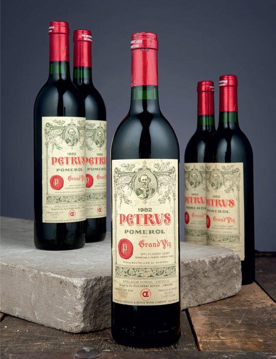Bordeaux petrus