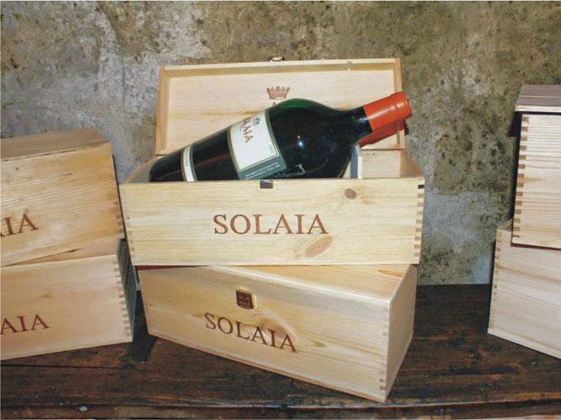 Solaia Antinori 2005 (Tuscany, Italy)